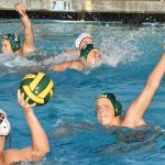 Boys Junior Varsity Water Polo beats Esperanza