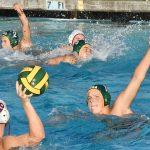 Boys Junior Varsity Water Polo beats Esperanza