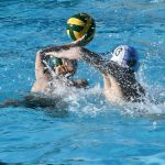 Boys Varsity Water Polo beats El Modena 13 – 8