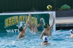 Boys Junior Varsity Water Polo beats Yorba Linda In Triple Overtime