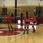 Bellaire Tournament Jr. High Volleyball