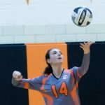 Cicogna Named to All Times Leader Volleyball Team