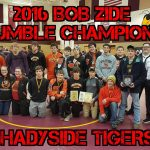 Tiger Wrestlers Capture Title At Williamstown's Bob Zide Rumble
