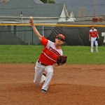 Tiger Baseball Gets Ninth Straight Win