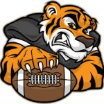 TIGERS BLOW OUT BISHOP DONAHUE TO FINISH REGULAR SEASON AT 8-2