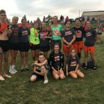 Shadyside High School Coed Varsity Cross Country finishes 1st place