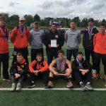 Tiger Boys Track Team Finish 2nd at OVAC Meet