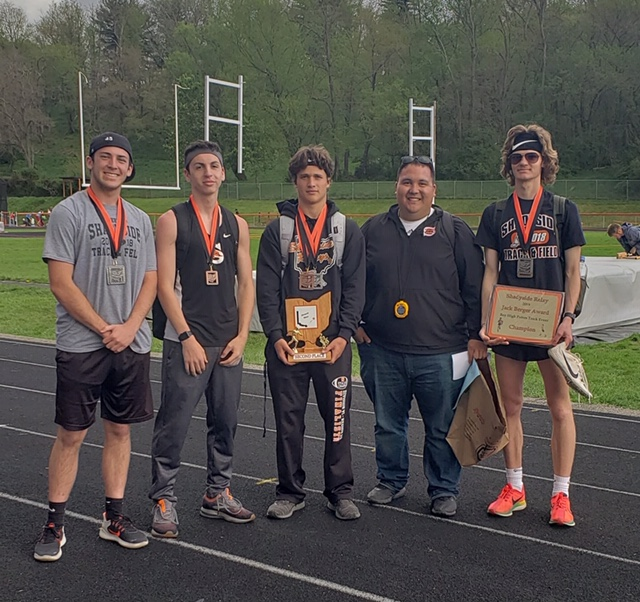 Boys Track 2nd Place Performance at Shadyside Relays Is Strongest Since 2006