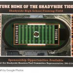 Shadyside Boosters Announce Football Turf Plan