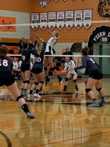 Lady Tigers vs Caldwell – OHSAA Sectional