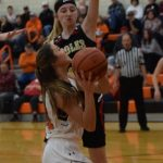 Monroe Central fends off Lady Tigers, 55-47