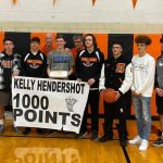 Hendershot scores 1,000th point in Shadyside's victory