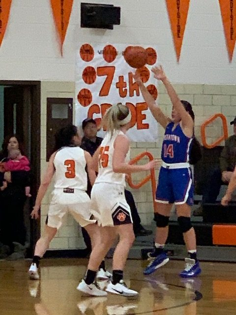 MORGANTOWN TOO MUCH FOR LADY TIGERS