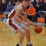 Wheeling Central Takes Down Tiger Boys