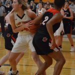 LADY TIGERS ROLL PAST BELLAIRE