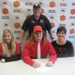 SAMMY MERRYMAN SIGNS WITH YOUNGSTOWN STATE