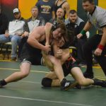 Tiger Wrestling Team finishes 2nd in OVAC 1A/2A Dual Meet