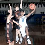 Tigers show their strength over CCHS