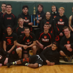 Grant High School Coed Varsity Wrestling finishes 1st place
