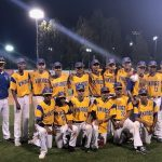 Moreno Valley High School Varsity Baseball beat St. Bernard 8-5
