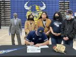 Anthony Silvas Signs Largest Sports Scholarship in Cal Baptist University's History for Baseball