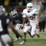 Arlington Bowie sophomore safety Ty DeArman is the defensive Player of the Week.