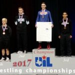 Congratulations to Taylor P.  UIL STATE CHAMPION!