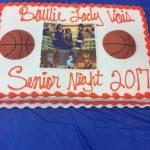 Bowie Girls' Basketball Senior Night