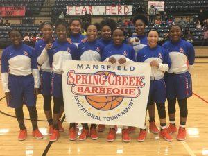 2017 Girls' Varsity Basketball