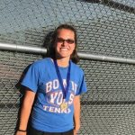 Girls Singles Champion!