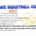 Boy's Basketball Hosts Camp