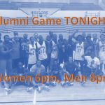 Basketball Hosts Alumni Game