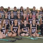 Murrieta Valley High School Girls Varsity Lacrosse beat Chaparral High School 9-3