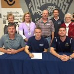 Alex Engel Signs with Point University