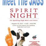 Meet the Jags at Truett's Grill