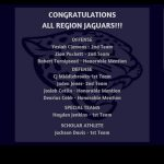 Carrying on the Tradition: All-Region Jaguars