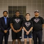 Wrestling: Senior Night for the Jag's Dynamic Duo
