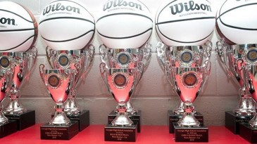 Lady Jags Basketball: 3Peat Region Champions