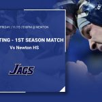 Wresting season starts 11/15 @ Newton HS – 530pm