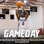Gameday @ Mary Persons