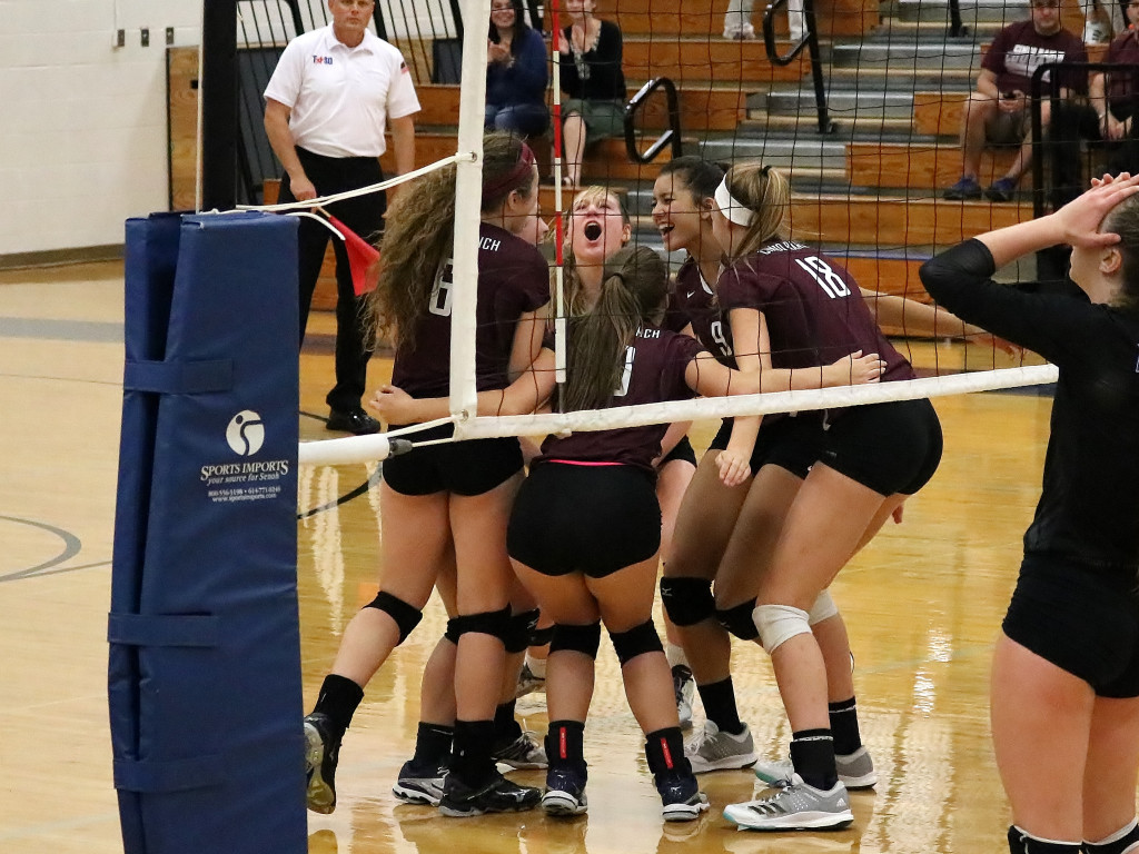 Langham Creek next up for Volleyball – UPDATE: Cougs Win!!!