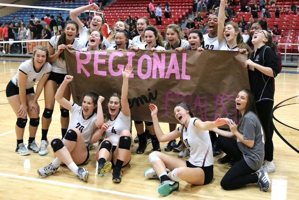 Volleyball Regional Semi-Finals Information