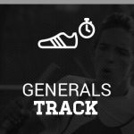 Track update –  Sectional results