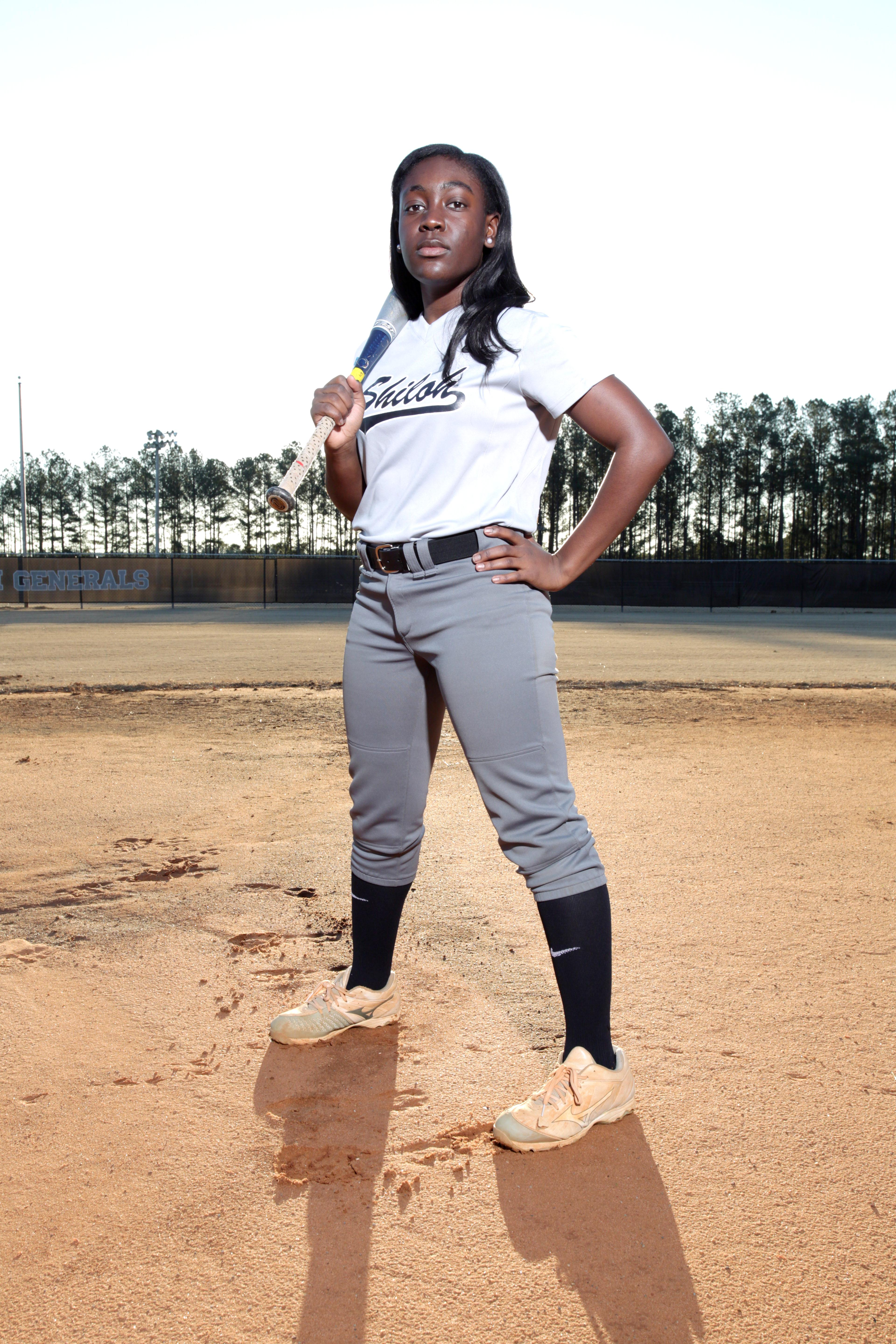 Softball Player Named To All County Team!
