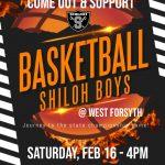 1st Round Basketball Playoff Game Information