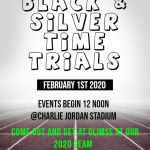 Track and Field Time Trials This Saturday!