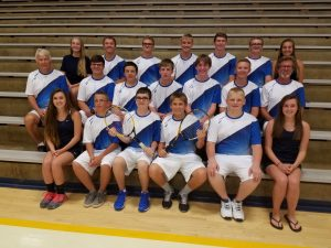 Fall sports team pictures