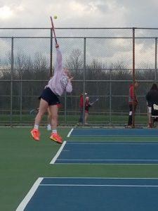 Tennis at New Palestine