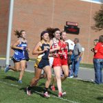 Boys and Girls at Rushville Invitational