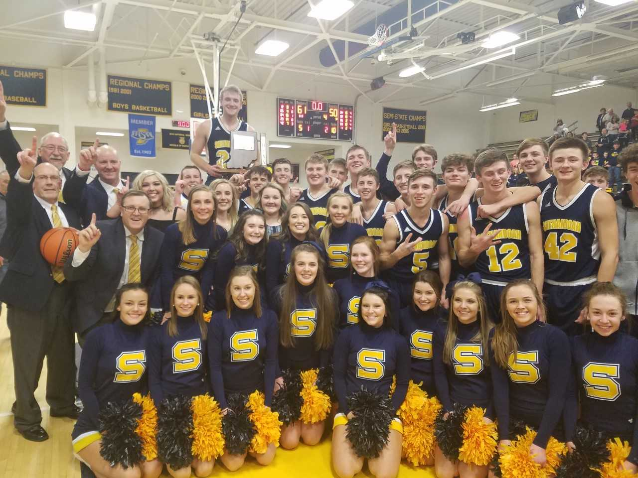 Raiders Are Sectional Champions (again)!